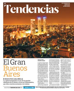 Publicación El Diario de Hoy, El Salvador.