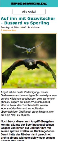 Spickmich Alemania
